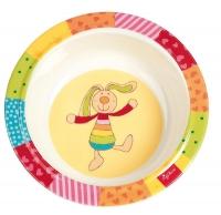 sigikid Тарелка глубокая Rainbow Rabbit