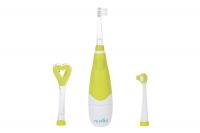 Nuvita Зубна щітка для дітей 3в1 (NV1150)