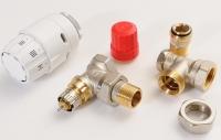 Danfoss Комплект термостатичний RAS-C2 + RA-N + RLV-S 1/2