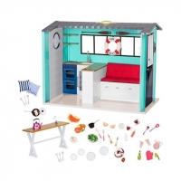Our Generation Игровой набор - Пляжный дом с аксессуарами