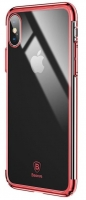 Baseus Minju для iPhone X (Red)
