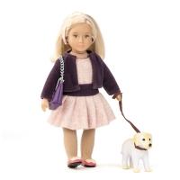LORI Лялька (15 см) Хазел і золотистий ретривер
