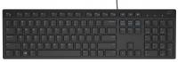 Dell Multimedia Keyboard-KB216 Russian (QWERTY) Black