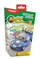 PAULINDA Маса для ліплення Super Dough Racing time Машинка (синя) інерційний механізм