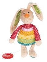 sigikid м'яка музична іграшка Кролик (27 см)