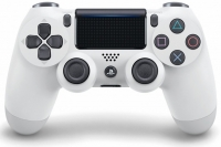 PlayStation Геймпад бездротовий PlayStation Dualshock v2 Glacier White
