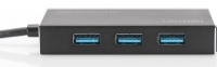 Digitus USB 3.0 Hub, 4-port