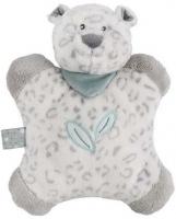 Nattou М'яка іграшка-подушка Леопард Лея