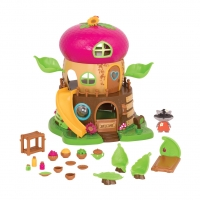 Li`l Woodzeez Игровой набор - Дом Bobblehead