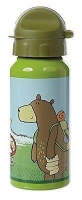 sigikid Пляшка для води Forest Grizzly (400 мл)
