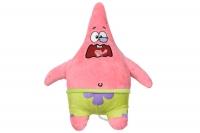 Sponge Bob Exsqueeze Me Plush Patrick Burp із звуком