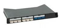 Legrand Полиця оптична, неукомплектована, висувна модульна на 24 волокна, LCS2