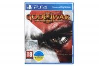 PlayStation God of War 3. Обновленная версия [Blu-Ray диск]