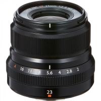 Fujifilm XF 23mm F2.0 Black