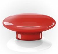 Fibaro Умная кнопка The Button, Z-Wave, 3V ER14250, красная