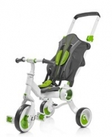 Galileo Трехколесный велосипед Strollcycle (Зеленый)