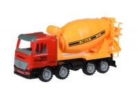 Same Toy Машинка інерційна Super Combination Бетонозмішувач (червоний)