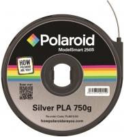 Polaroid Картридж с нитью 1.75мм/0.75кг PLA, серебристый