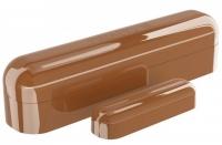 Fibaro Умный датчик открытия двери / окна Door / Window Sensor 2, Z-Wave, 3V ER14250, коричневый