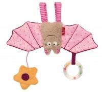 sigikid міні-мобайл Летюча миша рожева (24 см)