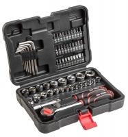 Top Tools 38D515 Набір торцевих гайкових ключів 3/8, 63 од.
