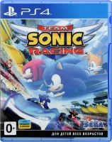PlayStation Team Sonic Racing