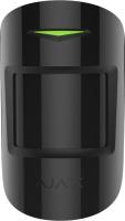 Ajax Бездротовий датчик руху MotionProtect Plus, Jeweller, 3V CR123A, чорний