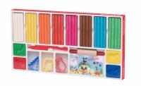 Becks Plastilin Набір пластиліну 8 кольорів з аксесуарами
