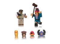 Roblox Игровая коллекционная фигурка Game Packs Egg Hunt: The Great Yolktales W3, набор 2шт