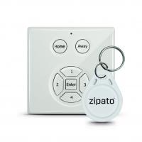 Zipato Розумна панель доступу Mini RFID Keypad, Z-wave, 3V 2 x AA, біла