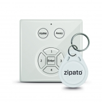 Zipato Умная панель доступа Mini RFID Keypad, Z-wave, 3V 2 x AA, белая