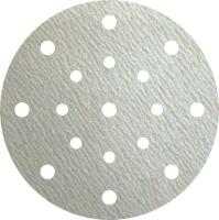 Klingspor Шлифовальный круг (липучка) O125мм P180 с отверстиями PS73BWK