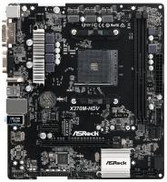 ASRock X370M-HDV