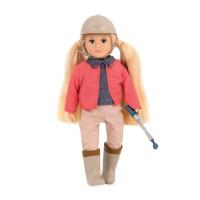 LORI Лялька (15 см) Вершниця Рея