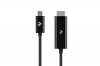 2E Type-C to HDMI (M), 1.8м
