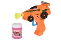 Same Toy Мильні бульбашки Bubble Gun Машинка (помаранчевий)