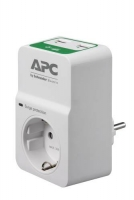 APC Essential SurgeArrest 1 розетка + 2 USB