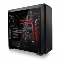 Thermaltake Versa C23 Tempered Glass RGB Edition без БП
