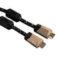 HAMA HDMI, High Speed, штекер-штекер, ферити