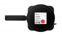 Zipato Розумний кран перекриття води / газу Valve controller, Z-Wave, DC 12В/1А, 16 атм, чорний