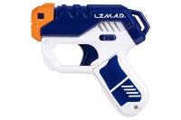 Silverlit Игрушечное оружие Lazer M.A.D. Black Ops (мини-бластер, мишень)