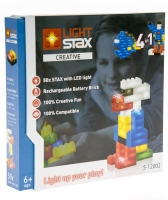 LIGHT STAX Конструктор з LED підсвіткою Creative S12002