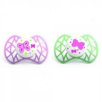 Nuvita симетрична Air 6м+ 2шт. для дівчинки