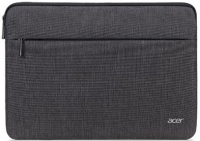 Acer Protective Sleeve Dual Tone Dark Gray with front pocket 14