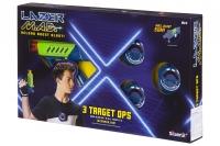 Silverlit Игрушечное оружие Lazer M.A.D. Тренировочный набор