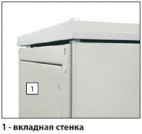 ZPAS Бічні стінки SZE2 2000x400 вкладні, 2 шт.