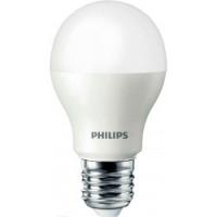 Philips LEDBulb E27 9.5-60W 230V 4000K A60/PF CorePro