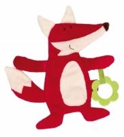 sigikid іграшка, що шарудить - Лисиця (20 см)