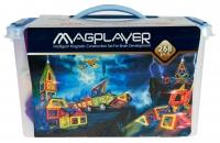 MagPlayer Конструктор магнітний 268 од. (MPT-268)