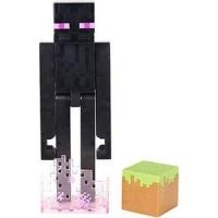 Minecraft Колекційна фігурка Attacking Enderman серія 4